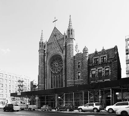 The Church of the Incarnation (Roman Catholic)  175th Street and St. Nicholas Avenue