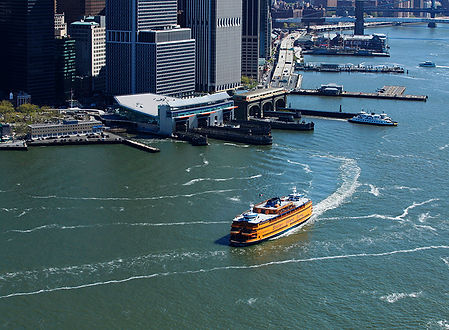 Lower Manhattan / ferry / New York | Ferry