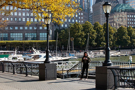 Battery Park City/New York