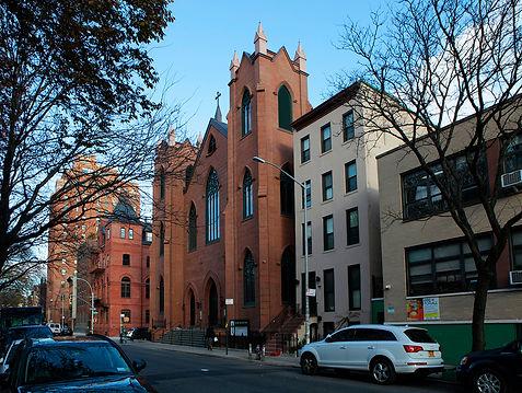 119 Avenue B, Church of Saint Brigid - Saint Emeric