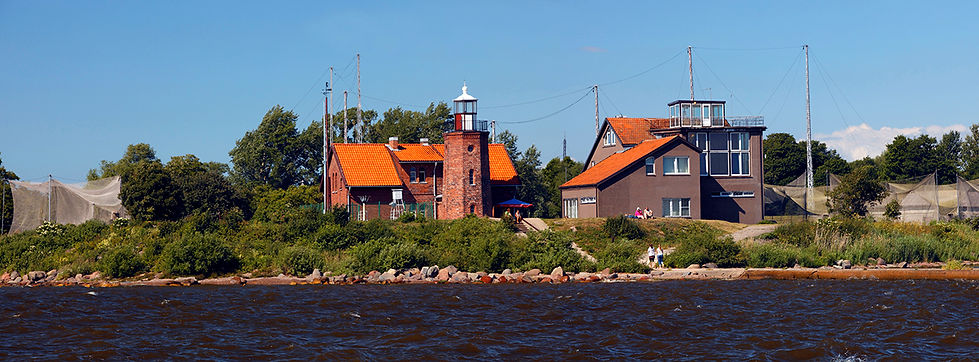 Ventes Lichthouses South Baltic