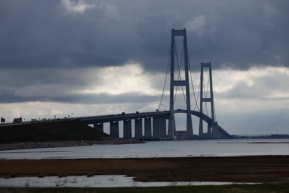 Bridge Great Belt | Sproge | Danmark
