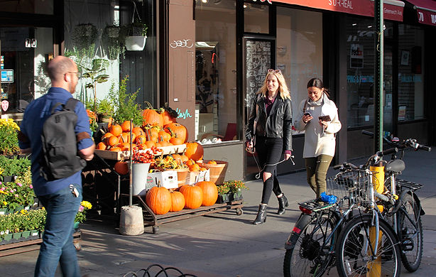 7Av. , Greenwich Av /NY