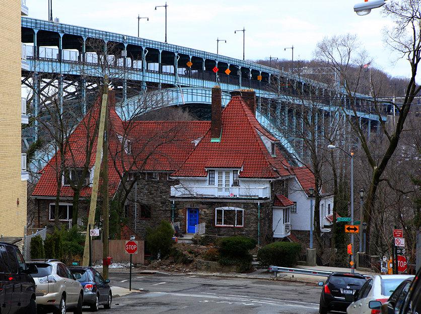 Henry Hudson Bridge 1936