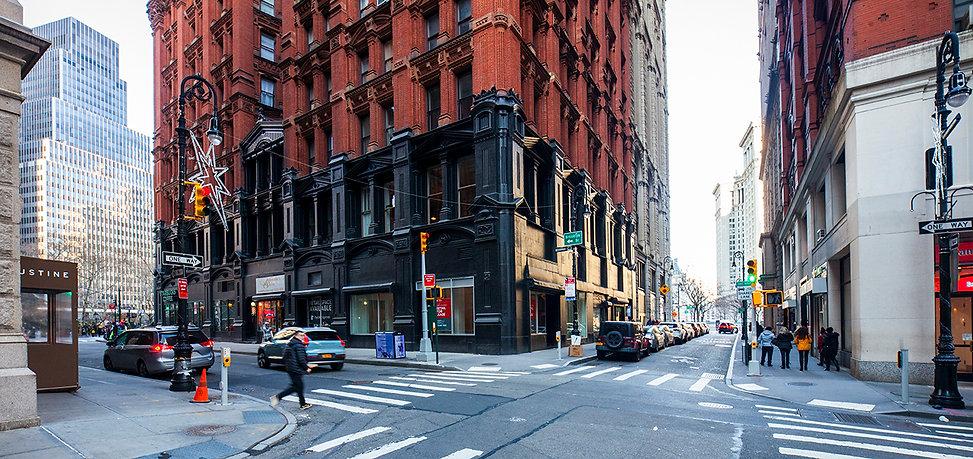 Potter Building /1886 / Beekman St.
