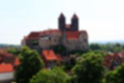 qvedlinburg/germany