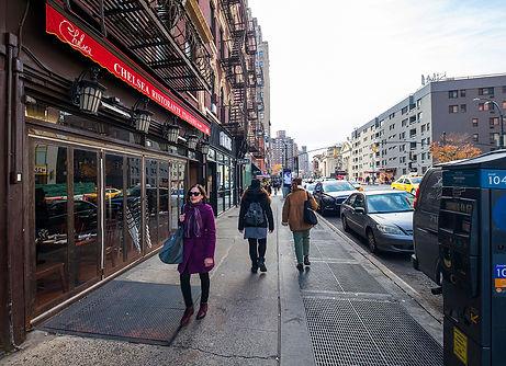 8 Avenue, West 16 Street/NYC