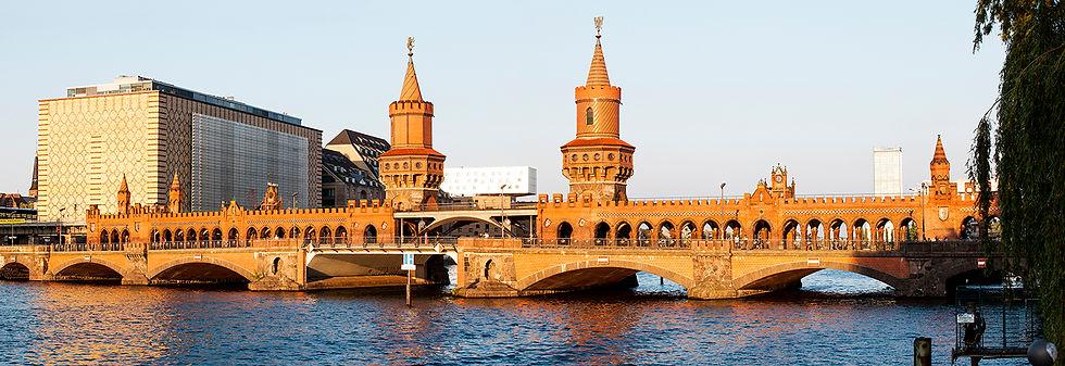 Oberbaumbrücke /1895 /Berlin