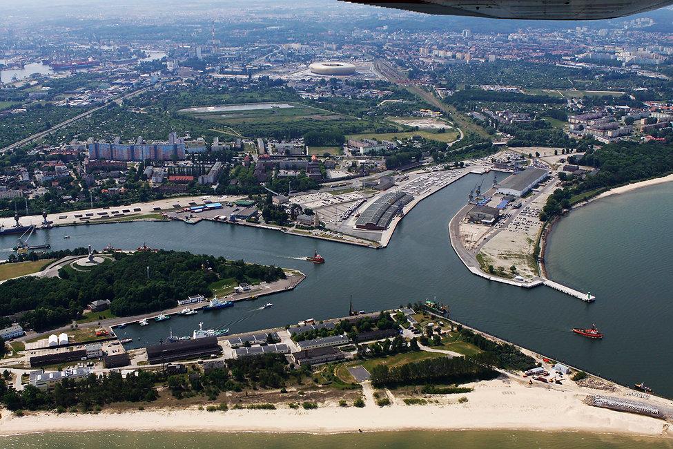 port Gdansk/poland