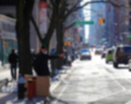 New York.Broadway