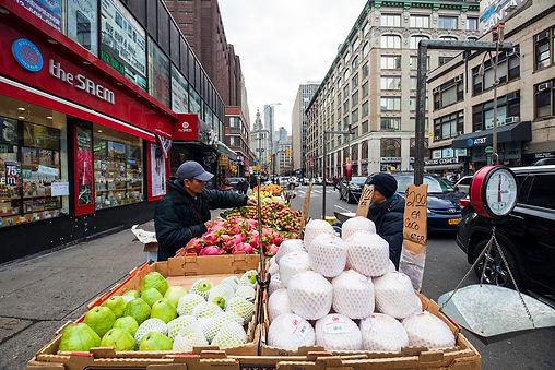 Canal Street.Manhattan
