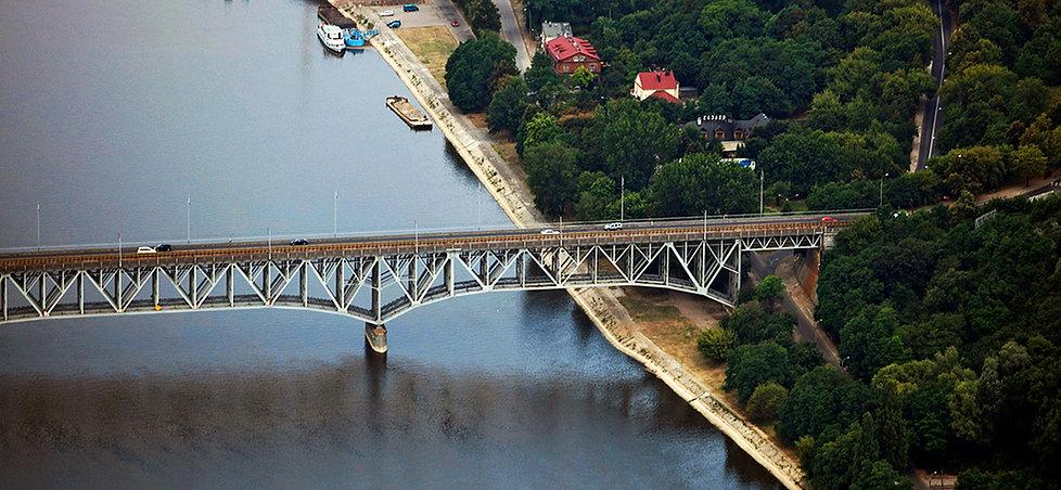 Most im. Legionów Piłsudskiego/ 1938