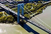 Washington Bridge NY Hudson