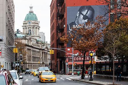SOHO / lower manhattan / new york