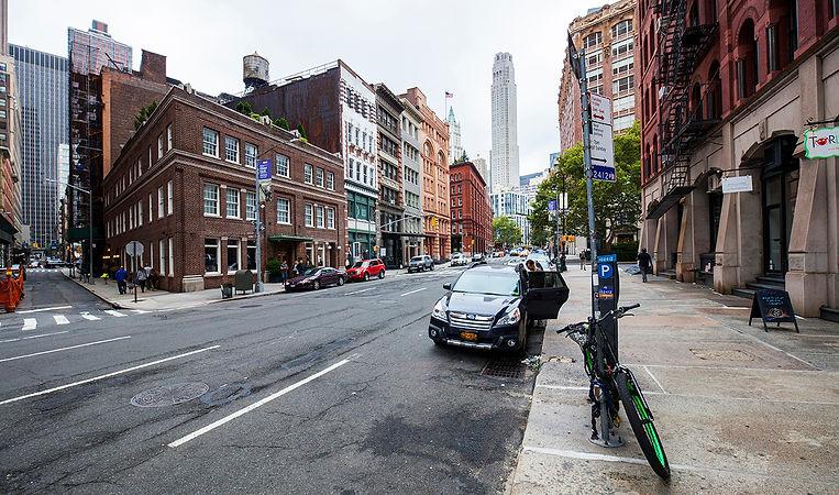 Hudson Street / NY