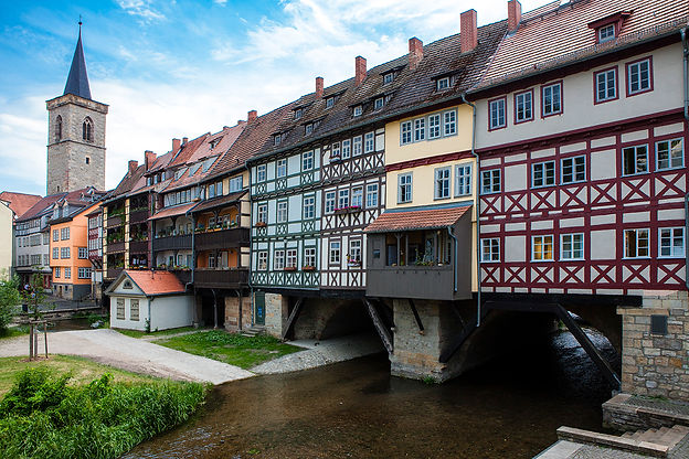 erfurt/turingen/germany