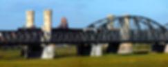 bridge tczew   poland