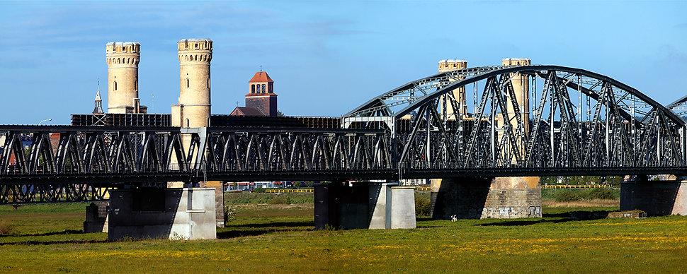 bridge tczew | poland