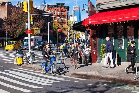 7 Av., Bleecker Street / NY