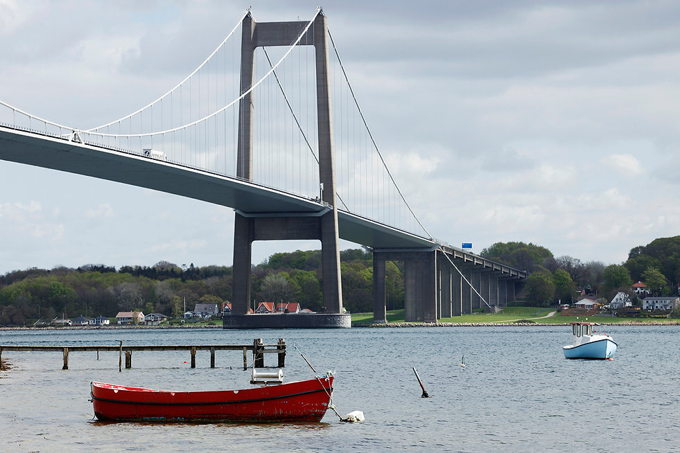 Bridge Littie Belt | Danmark