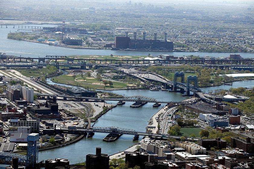 Robert F Kennedy Bridge /Harlem River