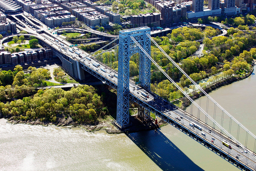 George Washington Bridge | Washington-heights. Manhattan.NewYork City.