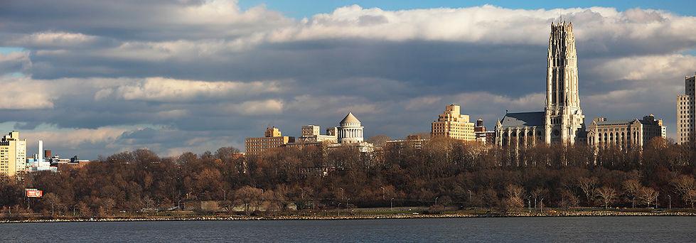 New York panoramas, Riverside