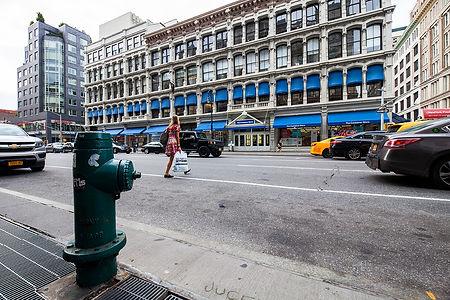 6 Avenue ,West 19 Street/NYC