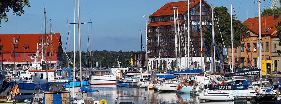 Klaipeda port hanse city