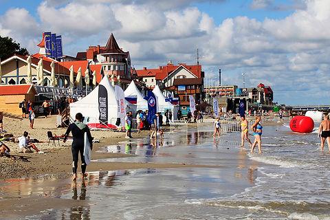 Zelenogradsk | Kranz | Bsltic sea | Ostsee