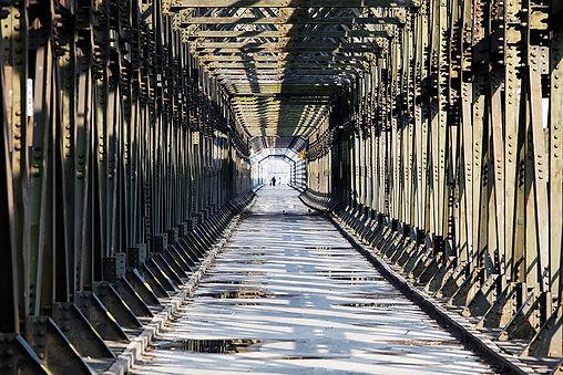 Most kolejowy w Tczewie/ 1939