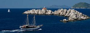 Lighthouses Grebeny/ Croatia