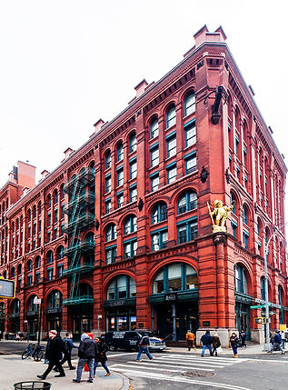 Puck Building. 1886-93 Albert Wagner/nyc