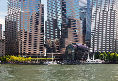 Battery Park City/ Manhattan/ New York