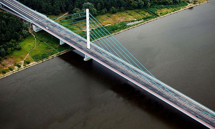 Most Solidarności w Płocku/ 2007