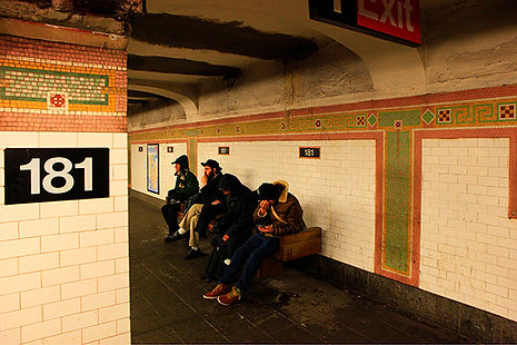 subway | new york
