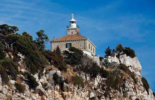 Lighthous Sveti Andrija