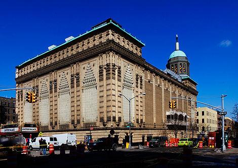 United Church West 175 Street  1930г/ NYC
