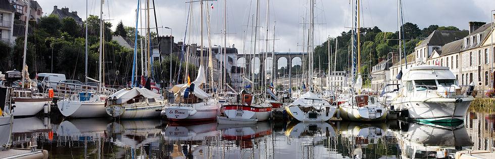 Viaduc Morlaix/ 1865/ Bretagne/Finistère