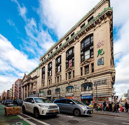 Grand Str., Bowery / nyc