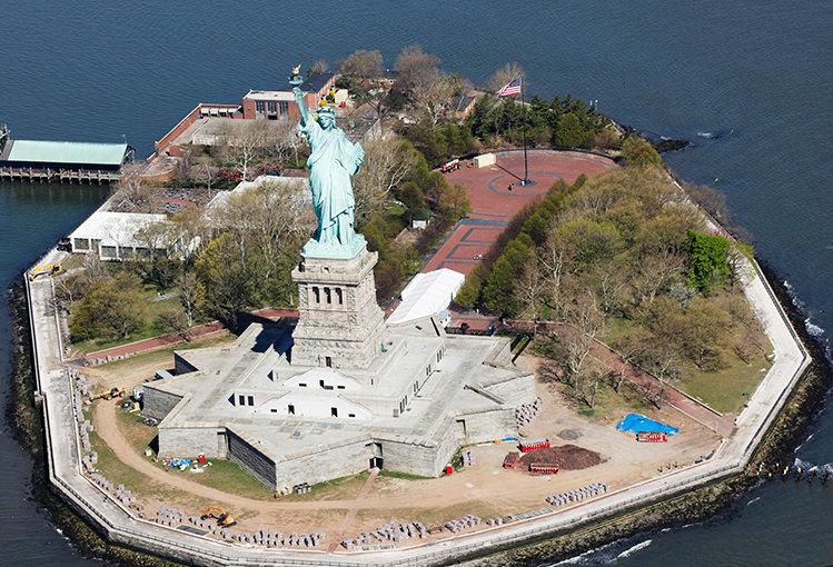 Statue of Liberty / 1886 /NY