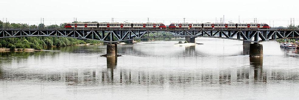Średnicowy Bridge /1931/ Warszawa