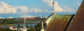 Poland.Warszawa.most Świętokrzyski.