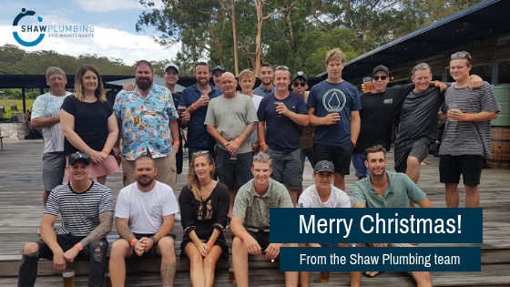 2018 - the year that was for Shaw Plumbing
