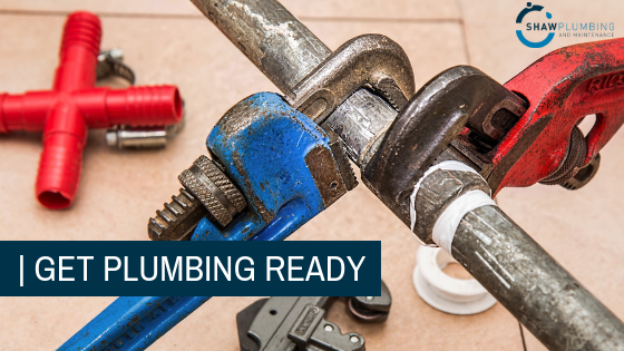 Make your home 'plumbing prepared'