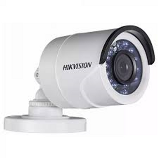 Câmera Bullet Hdtvi Turbo 2,0 Mp 1080p Lente 3,6mm Full Hd Plástica - Hikvision