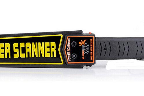 Scanner de Metal Detetor de Metal