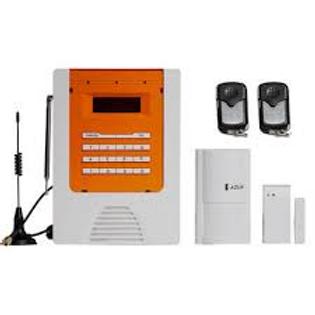Central de Alarme E INCEDIO AOLIN AL-2016A GSM