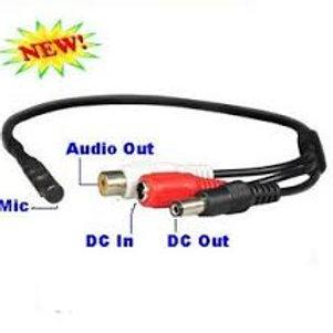 microfone oculto P/ DVR