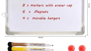 Dry Erase WhiteBoard&Markers